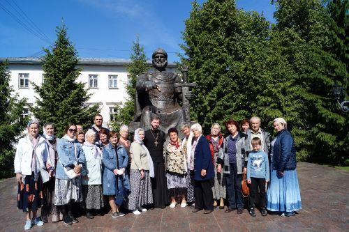 Паломничество к святыням Костромской митрополии.